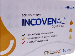 Pareri INCOVENAL Comfort tratament  incontinenta urinara