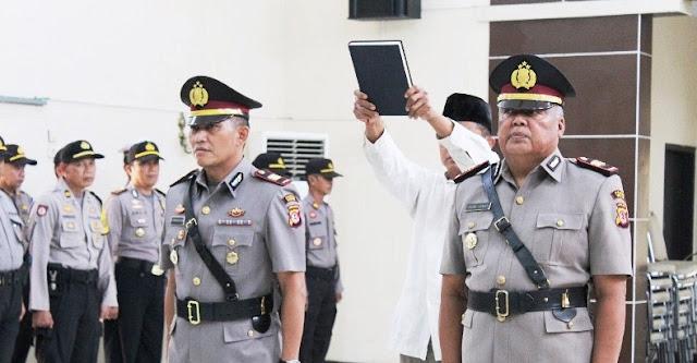 Akhirnya AKP R. Jusdijachlan Resmi Jabat Kepala Polsek Purwadadi Subang