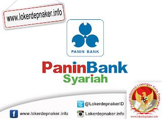 Loker PT Bank Panin Syariah