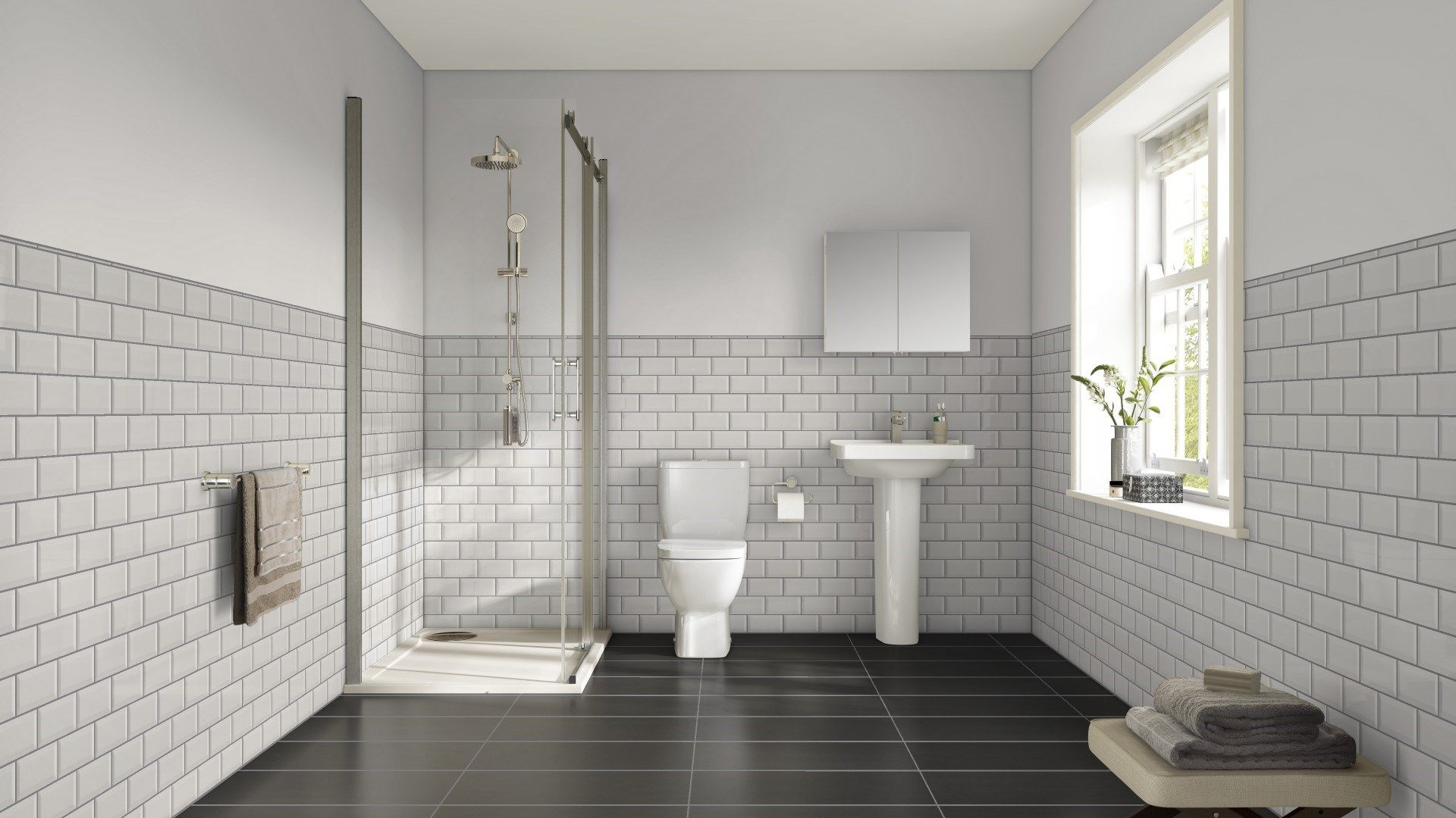 bathroom tilers in Newcastle