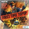 Games Kharido Free Fire TOPUP: Get 100% TOP-UP Bonus in Free Fire Fist Time 2020