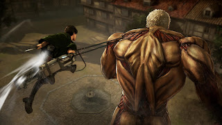 Attack on Titan Wings full version 2016 game free