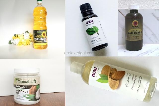 Hair tip: Natural Oils Good for Chemically-treated Hair   arelaxedgal.com