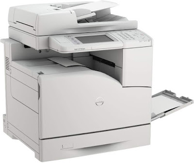 Maximize business office productivity amongst embedded scan together with workflow solutions Dell C5765dn Driver Downloads
