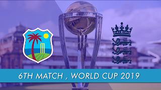 CricketHighlightsz - England vs Pakistan 6th Match ICC World Cup 2019 Highlights