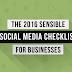 A Sensible SocialMedia Marketing Checklist For Businesses