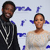 Gucci Mane e Keyshia Ka'oir marcam presença no MTV Video Music Awards 2017 no The Forum em Inglewood, Califórnia - 27/08/2017