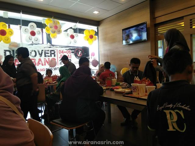 Mc Donald's Jalan Gambang