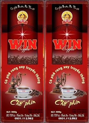 Cà phê bột nguyên chất pha phin truyền thống - bịch 500g [Cà phê bột]
