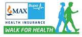 Max Bupa invites Bengaluru to Walk for Health with Radhika Pandit and Anju Bobby