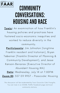 Community Conversations - Housing and Race