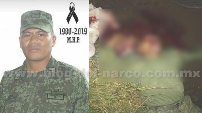 Muere soldado cuando revisaba una 'Narco Pipa' en Huimanguillo; Tabasco