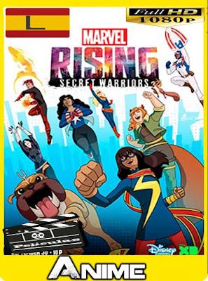 Marvel Rising: Secret Warriors (2018)HD [1080P] latino [GoogleDrive-Mega]nestorHD