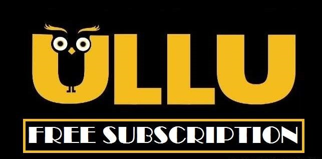 Ullu App FREE Subscription Redeem Codes June 2019