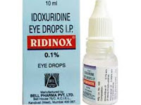 Idoxuridine - Kegunaan, Dosis, Efek Samping