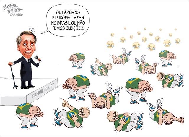 STAND UP COMEDY - ELEIÇÕES 2022