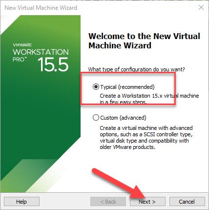 شرح تثبيت الكالي لنكس على VMware Workstation Pro