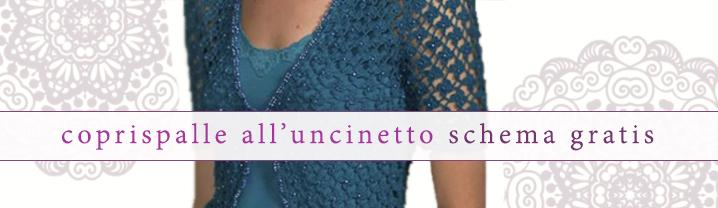 Relasé Coprispalle Elegante Alluncinetto Schema Gratis