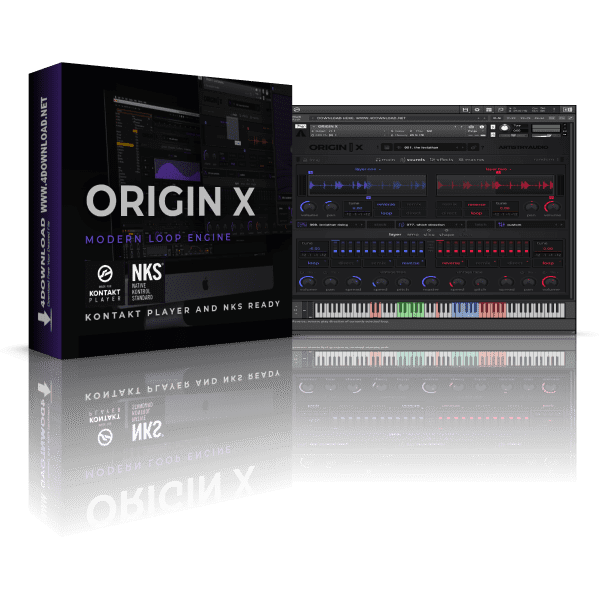 Artistry Audio Origin X v1.11 KONTAKT Library