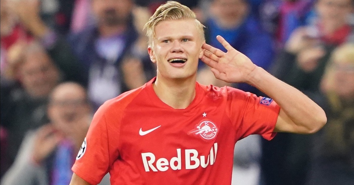 Manchester United are seemingly closing in on signing Erling Haaland