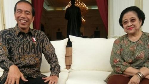 Jerry Massie: PDIP Cuma jadi Pion, Baiknya Megawati Tarik Semua Menteri dari Kabinet Jokowi
