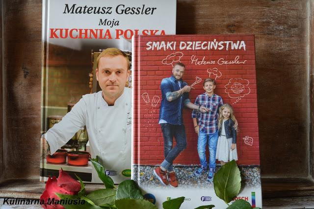 Rozwiązanie konkursu - wygraj książki Mateusza Gesslera