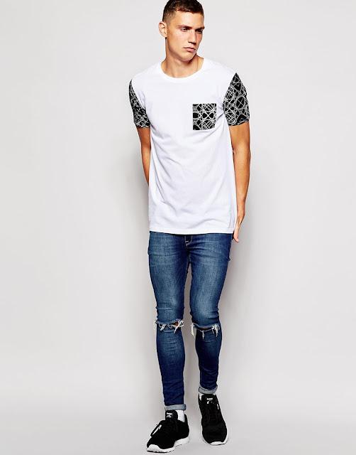 LongLine T-Shirt e Oversized Tee como usar camiseta petra e branca