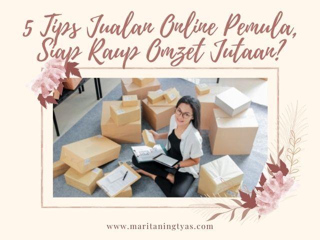 tips jualan online pemula