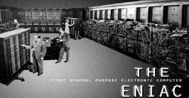What was the first Electronic Computer called?