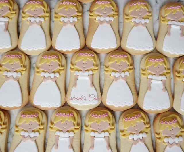 galletas de niñas de primera comunión 2