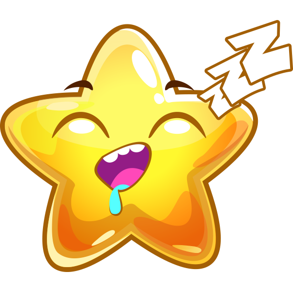Sleepy Star for Facebook