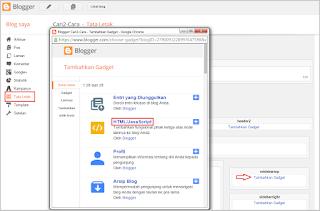 Cara Membuat Widget Artikel Terbaru Atau Recent Post Cara Membuat Widget Artikel Terbaru Atau Recent Post
