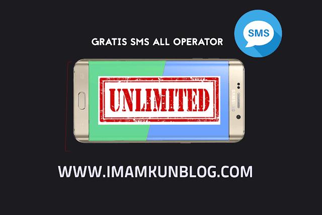 Cara Kirim SMS Gratis Sepuasnya All Operator Tanpa Bayar