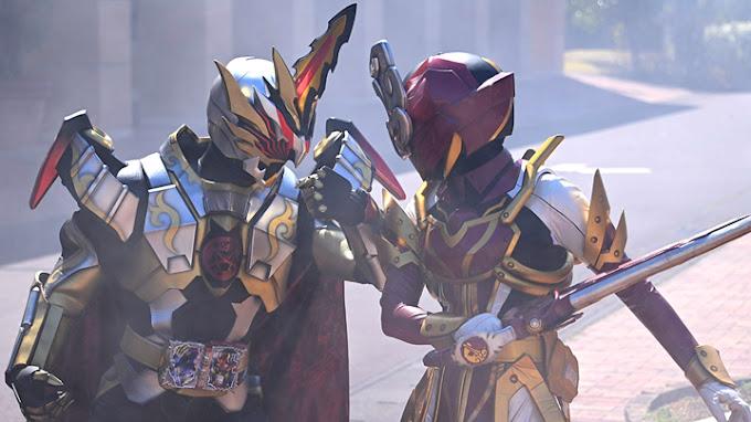 Kamen Rider Saber Episode 36 Subtitle Indonesia