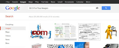 SEO your Images