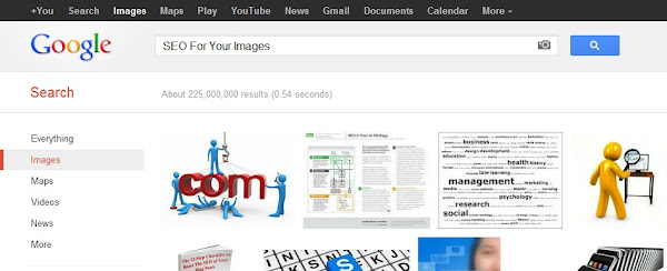 Image Search Engine Optimization