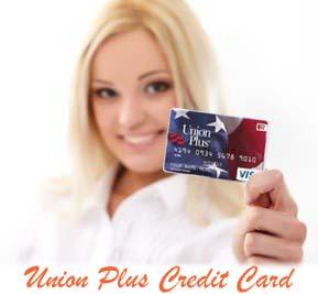 Union Plus Credit Card