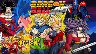 DESCARGA!! DRAGON BALL AF MOD SB2  [FOR  ANDROID Y PC  PPSSPP] DOWNLOAD 2020