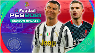 Download PES 2021 PPSSPP Update New 2K Hair Face & Latest Transfer Januari 2021