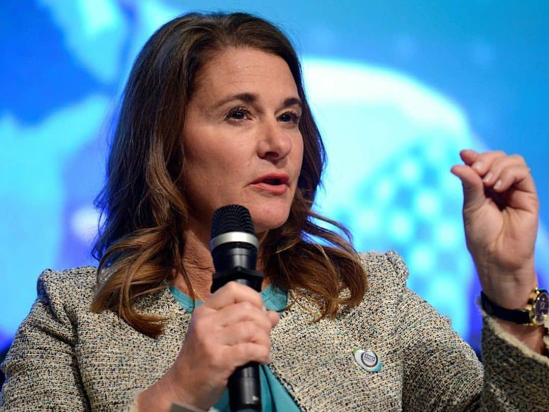 "I See Dead Bodies Littered All Over Africa"" — Melinda Gates Warns"