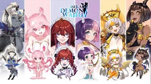 ISEKAI:Demon Waifu Gameplay 3