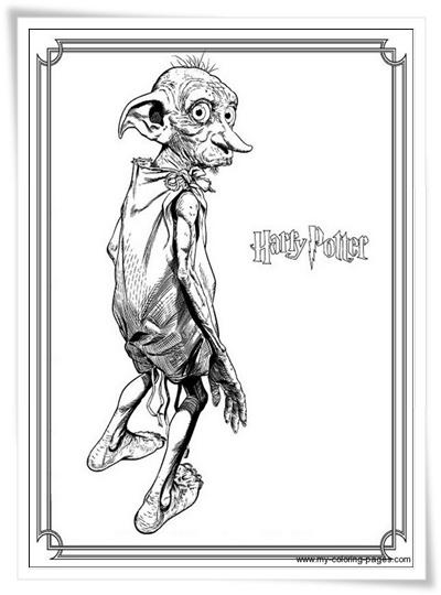 Niedlich Kostenlos Harry Potter Ausmalbilder Zeitgenössisch - Ideen ...