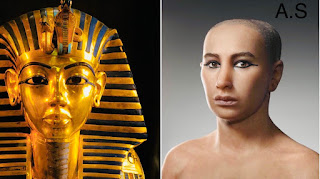 توت عنخ آمون.. الملك الذهبي الصغير أشهر حاكم عبر التاريخ