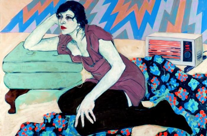 Американский художник. Hope Gangloff