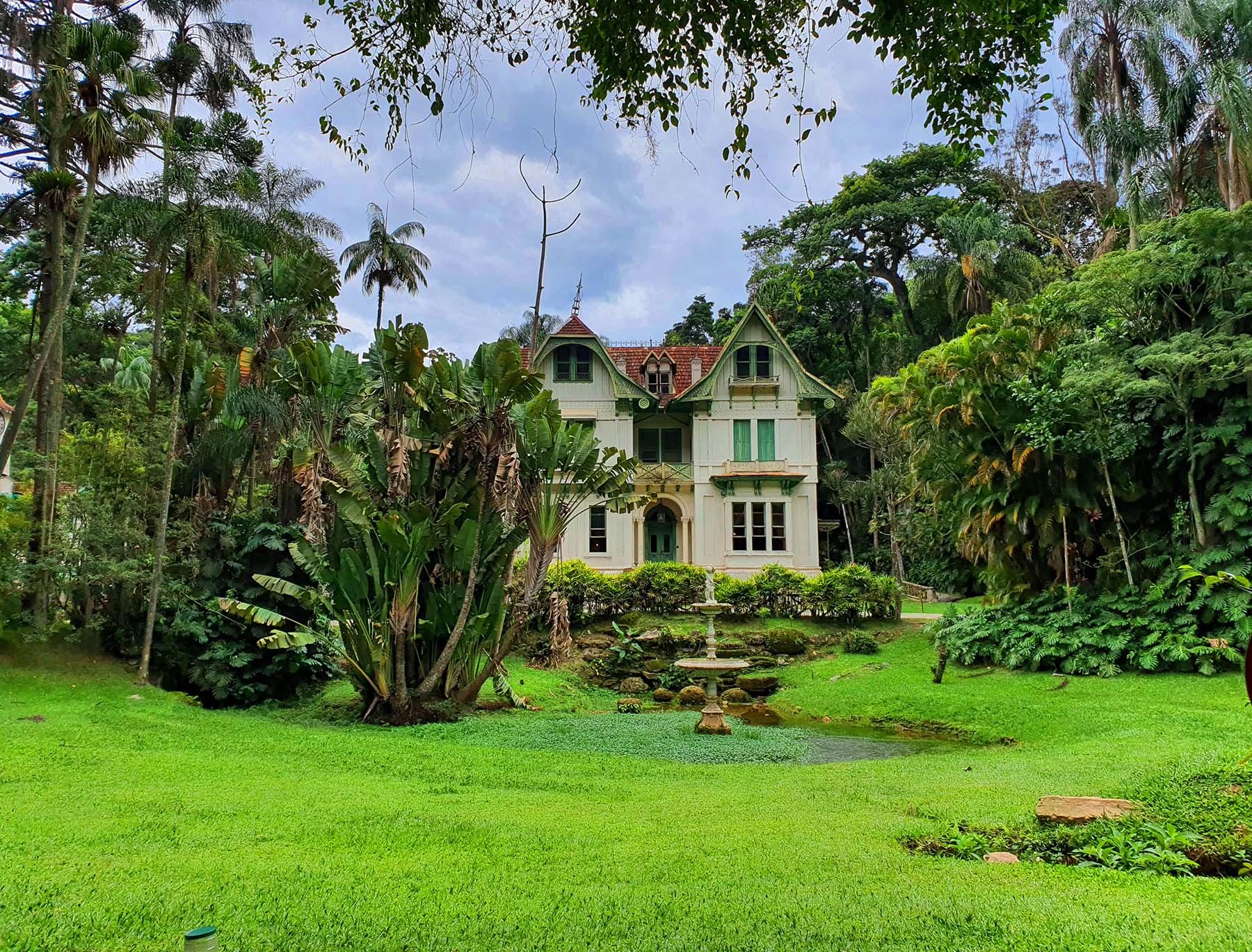 Casa da Ipiranga, Petrópolis,RJ.