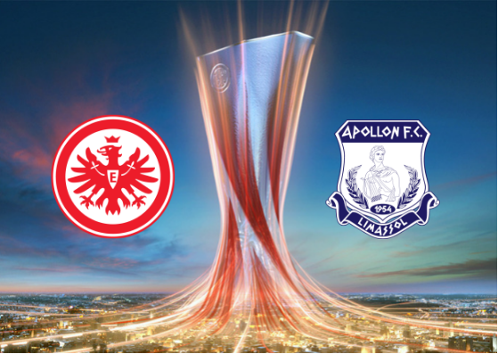 Eintracht Frankfurt vs Apollon Limassol - Highlights 25 October 2018