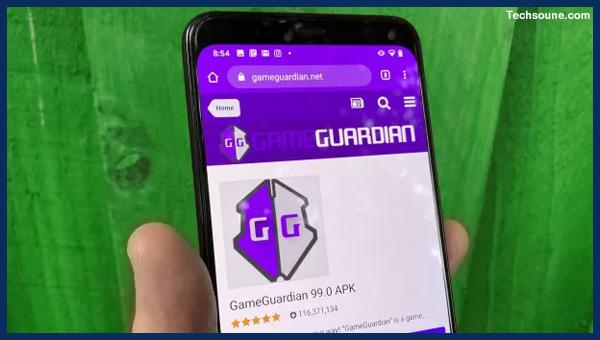 تحميل أخر إصدار من تطبيق GameGuardian للأندرويد و iOS