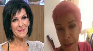Σοφία Βόσσου: Τρομερή αλλαγή στα μαλλιά της – Τα έβαψε ροζ