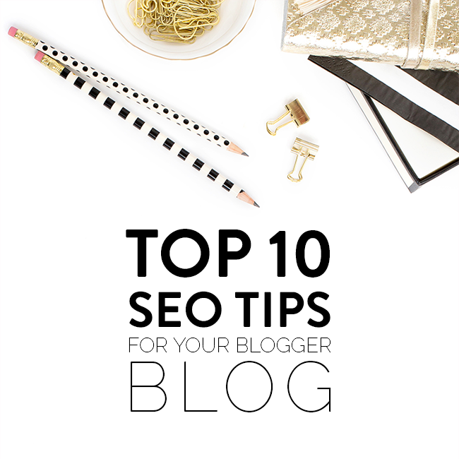 Tips to SEO Optimize Blogger Blog
