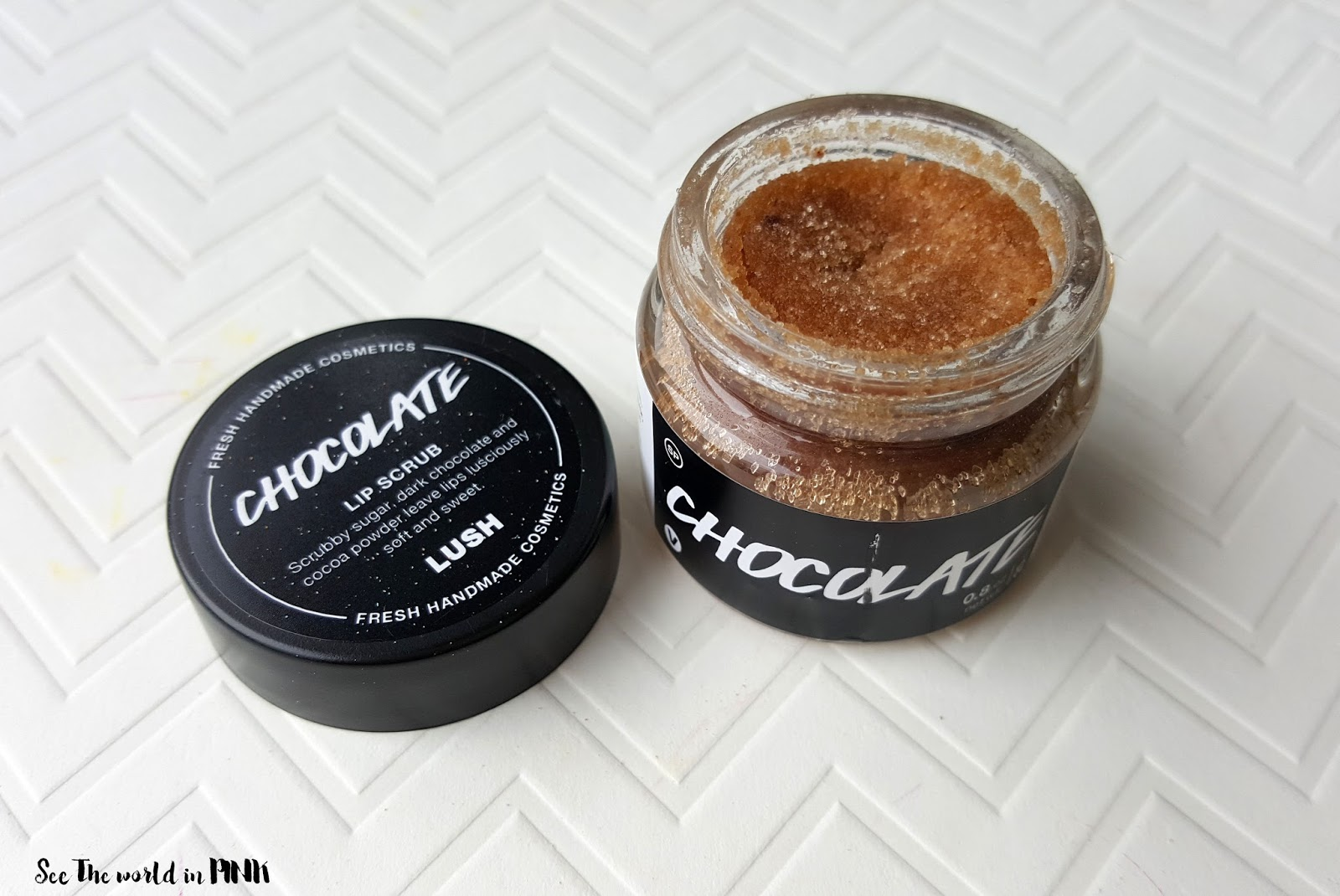 Skincare Sunday - Lush Easter Collection! Chocolate Lip Scrub!